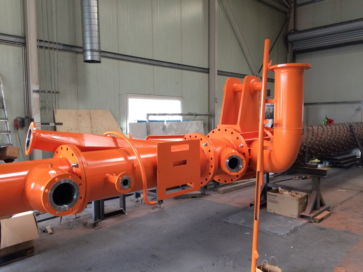 Construction of Burners